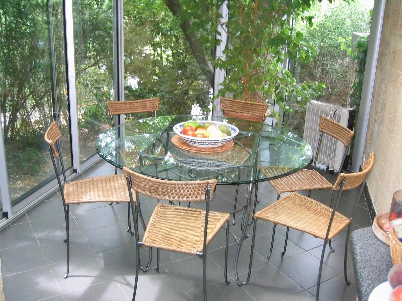 Echange maison avec tage s aix en provence france ref - Restaurant avec jardin aix en provence ...